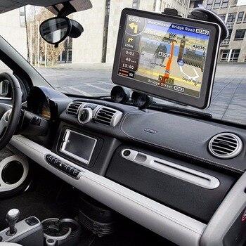 Bluetooth 7 inch Car Truck GPS Navigation 256M+8GB Capacitive Screen FM Navigator Europe Sat nav Truck GPS Navigators Automobile