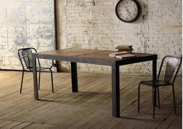 Tavolo In Ferro Brunito E Legno : Tavoli ferro battuto. tavolo in maiolicata e ferro battuto limoni