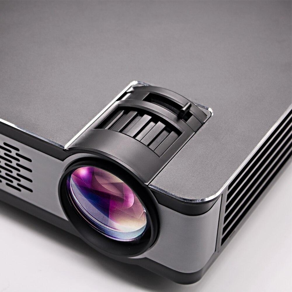 projecteurs 3800Lumen LCD WZATCO