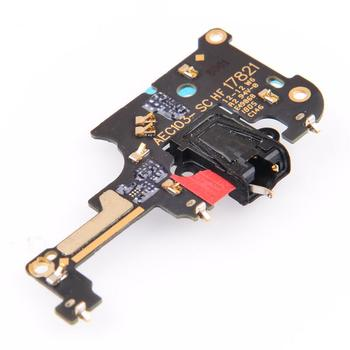 Original Replacement for OnePlus 6 Microphone HEADPHONE JACK PCB Board Part MIC Flex Cable for One Plus A6000 Repair Parts