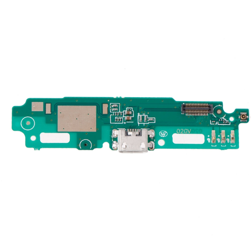 High quality  Microphone Module USB Charging Port Board Flex Cable Parts For Xiaomi Redmi 3(China)