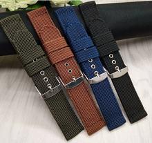 Carl ywet 16 18 20 22 24 мм черный зеленый синий коричневый