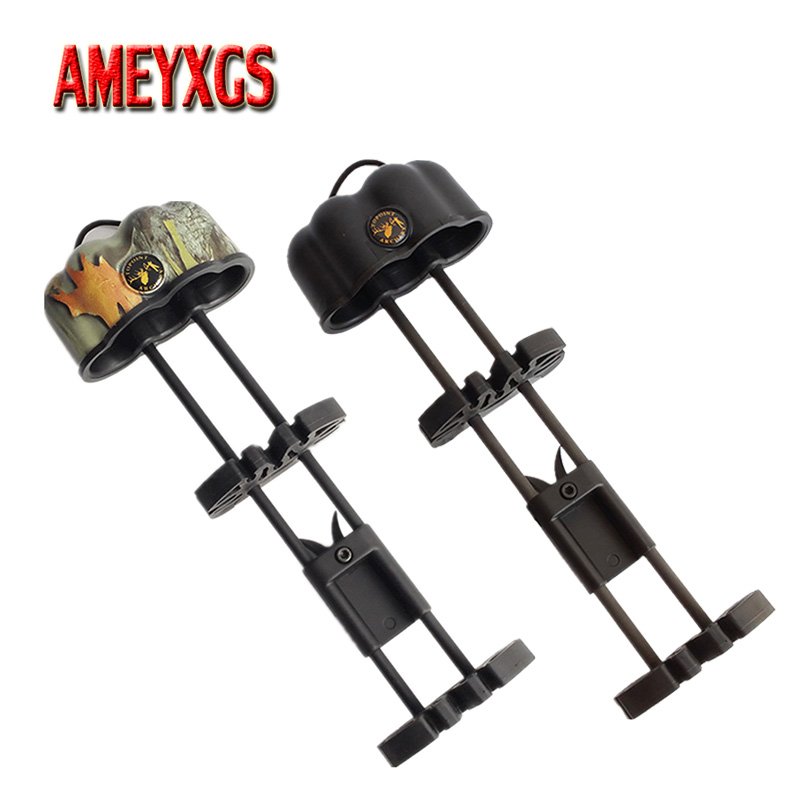 1pc Archery Arrow Quiver Holder 5pcs Arrow Portable Quick Release Pot Recurve Bow Compound Bow Hunting Shooting Accessories