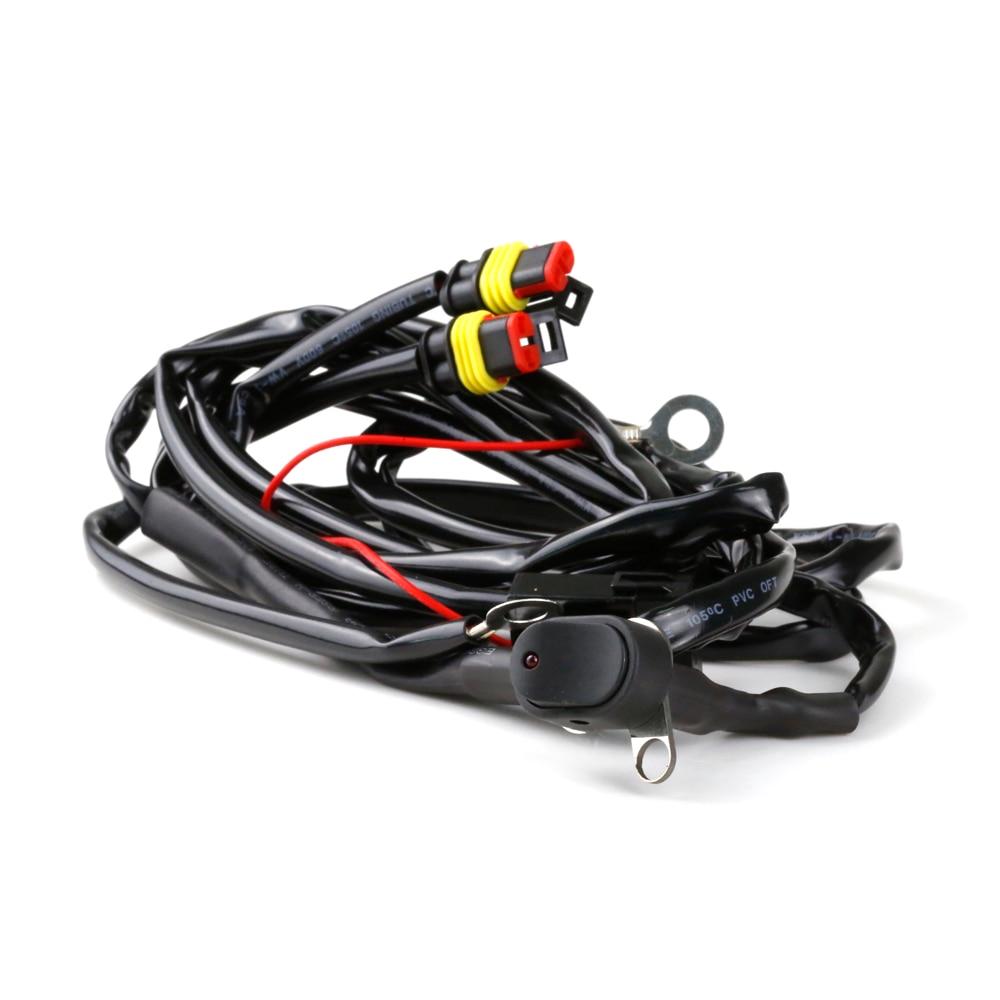Feux antibrouillard de moto FADUIES pour BMW moto LED lampe de conduite antibrouillard auxiliaire pour BMW R1200GS/ADV K1600 R1200GS R1100GS - 4