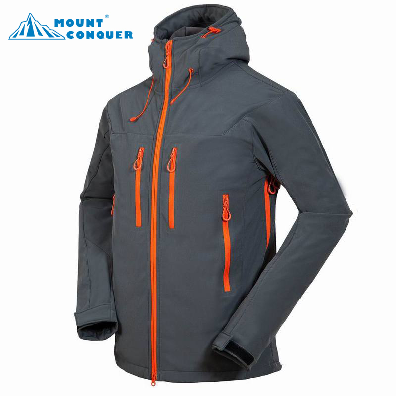 Men Fishing Hunting Trekking Sports Waterproof Jacket Men's Winter ...
