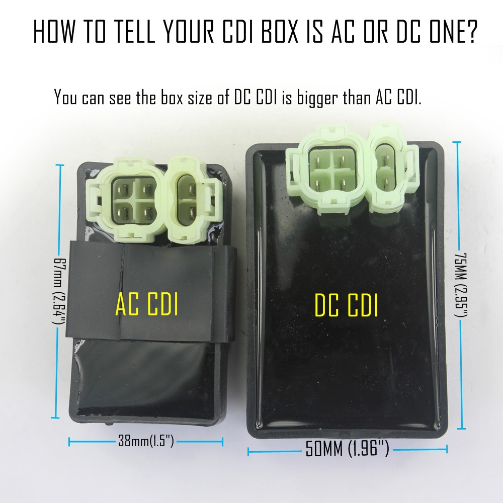 GY6 DC CDI BOX 50cc 150cc 250cc MOPED SCOOTER ATV 4 2 PINS CHINESE Agility Big aliexpress com buy gy6 dc cdi box 50cc 150cc 250cc moped scooter CDI Stator Wiring Diagram 5 at creativeand.co