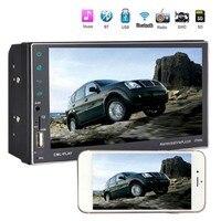 7 дюймов HD Android навигации сенсорный экран MP5 автомобильный мультимедийный плеер Реверсивный заднего вида беспроводной Bluetooth Автомобильная э