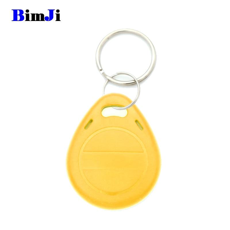 Image 4 - 50pcs T5577 EM4305 Copy Rewritable Writable Rewrite Duplicate RFID Tag Can Copy EM4100 125khz card Proximity Token KeyfobsIC/ID Card   -