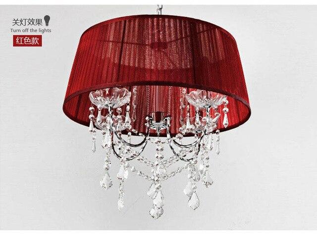 online shop crystal binatie mode 50 cm slaapkamer moderne