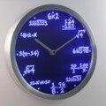 Настенные часы nc0461 с неоновыми светодиодами