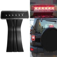 Rear Tail 3rd Brake Light Third Brake Stop Lamp Fit 2007 2016 Jeep Wrangler JK Sport