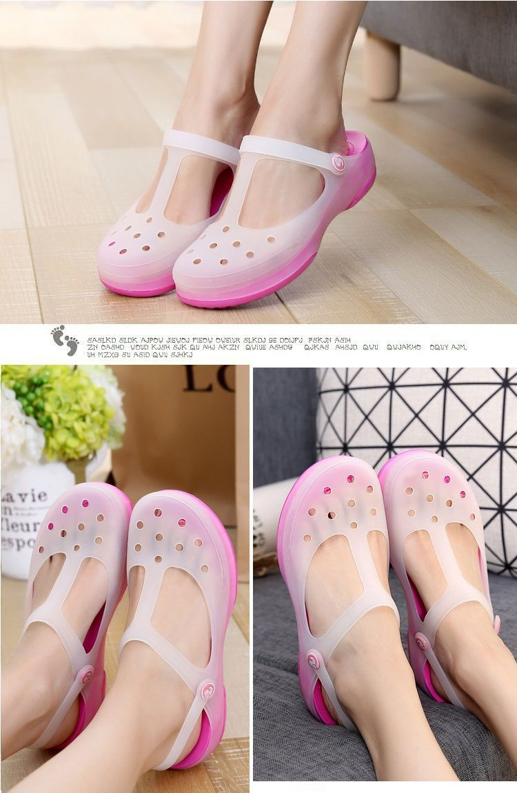 HTB1BVdjXJzvK1RkSnfoq6zMwVXaJ - Wome Slip on Sandals Garden Clogs Waterproof Shoes Women Classic Nursing EVA slippers Hospital Women Work Medical nurse Girls
