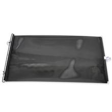 CITALL 50x125 см автомобильный боковой выдвижной солнцезащитный козырек на лобовое стекло для VW Ford Audi Honda Nissan hyundai