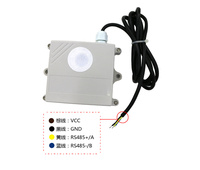 0 500ppm Ammonia Gas Sensor Ammonia Concentration Detect Sensor VOC Gas Detection VOC Controller RS485 Ammonia
