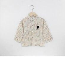 Kids Boys' Short Sleeve Uniform Classic T-shirt Children Spring Cotton  Clothes Tops Tees t shirt for 1-4Y цена в Москве и Питере