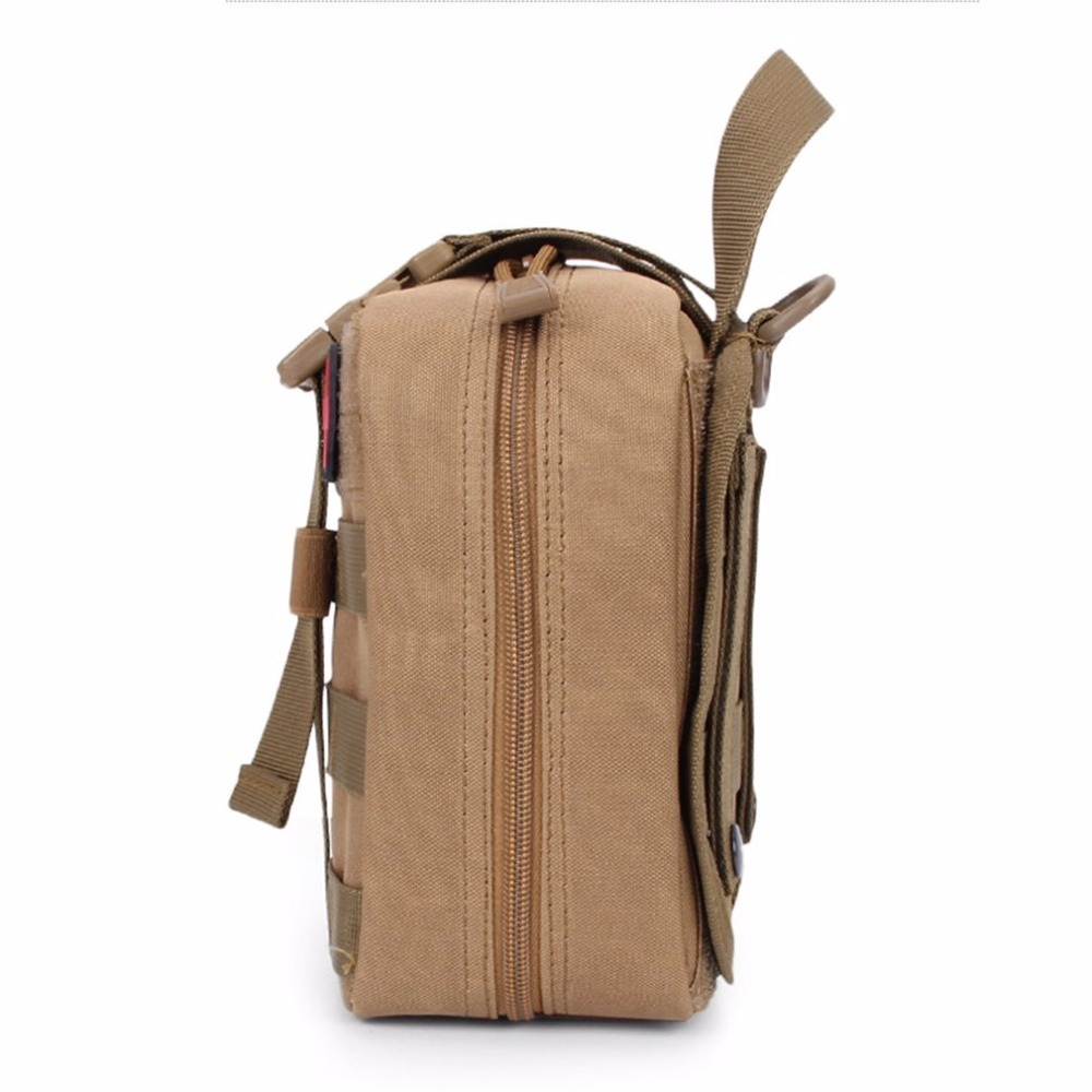 Outdoor Travel First Aid Bag Medical Kit Bag Molle EMT Emergency Survival Pouch Outdoor Medical Box Large Size SOS Bag Package in Emergency Kits from Security Protection