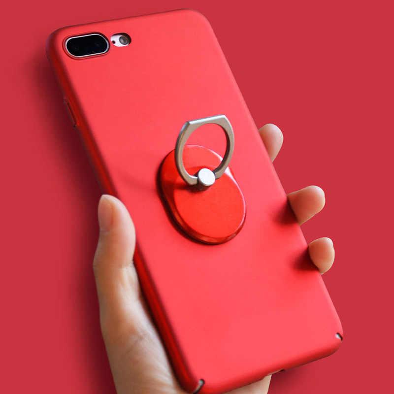 العام الهاتف البنصر حامل 360 درجة حامل لسامسونج Xiaomi فون X 7 6 55 5S زائد كمبيوتر لوحي (تابلت) وهاتف ذكي عادي باجي