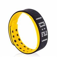 Tw2 smart watch white led водонепроницаемость спорт шагомер здоровья монитор калорий трекер сигнализация смарт браслет otg телефон p20