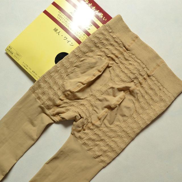 Envío gratis Nippon 200D Primavera en el abdomen pantimedias gruesa Delgado de la cadera era delgada micro extrema presión que basa calcetines de mujer T
