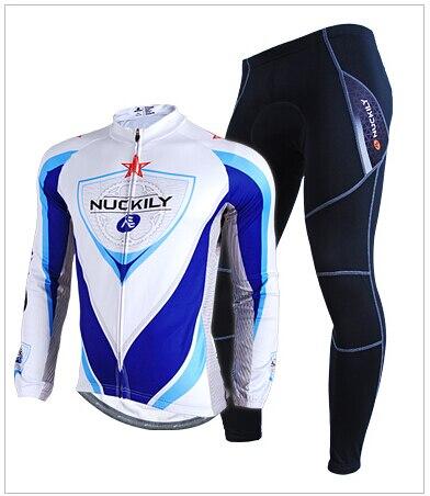 Winter cool mountain bike jersey full zipper blue xxxl size long sleeve  cycling jerseys men 6ea821b3c