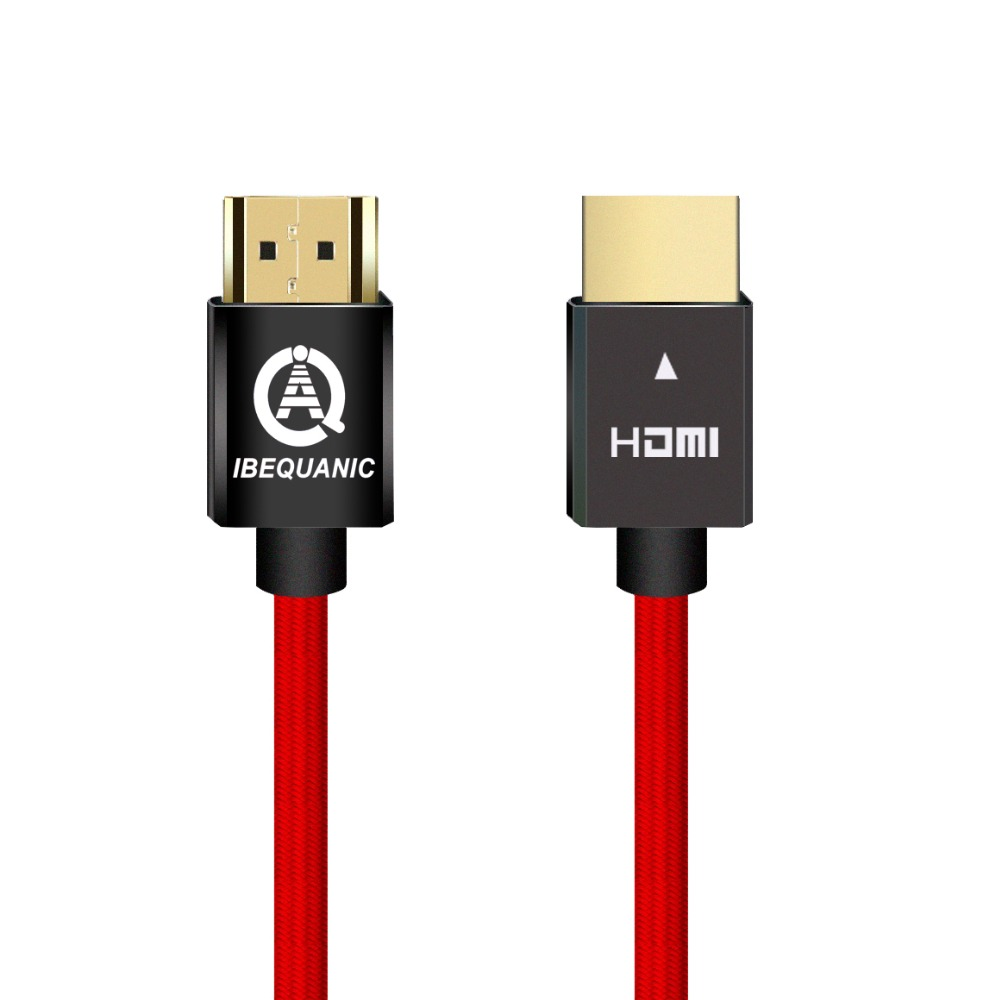 HDMI to HDMI cable 1M 2M 3M 5M High Resolution 4K 60Hz Apply to for HD TV LCD Laptop PS3 Projector Computer in HDMI Cables from Consumer Electronics