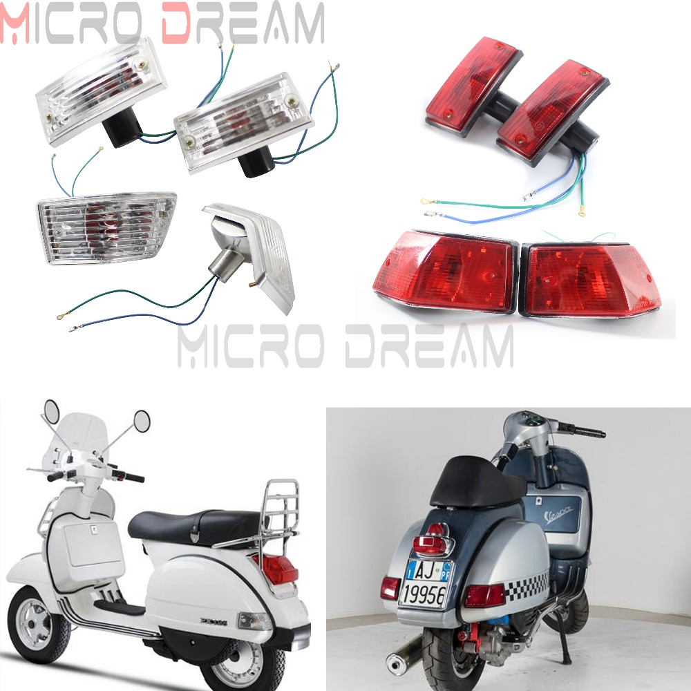 Front Right Indicator for Vespa ET4 125//150cc