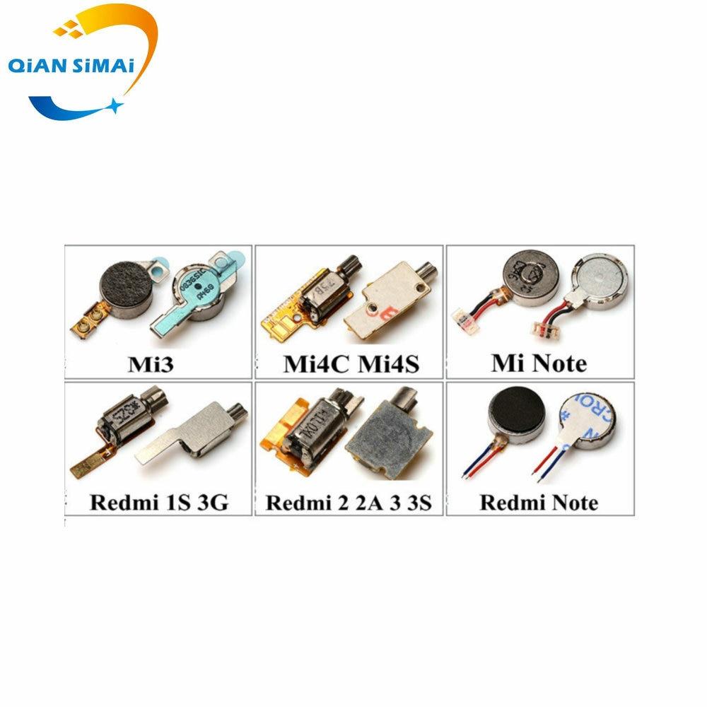 1pcs Vibrator Vibration Buzzer Motor Flex Cable For Xiaomi Mi3 Mi4C Mi4S Mi5 Mi5s Plus Mi Note Redmi 1s 2 2A 3 3s Note 2 3