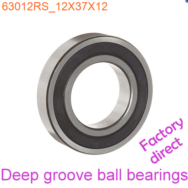 12mm diameter deep groove ball bearings 6301 2rs 12mmx37mmx12mm rh aliexpress com Double Sealed Ball Bearing 25Mm ID Double Sealed Ball Bearing 25Mm ID