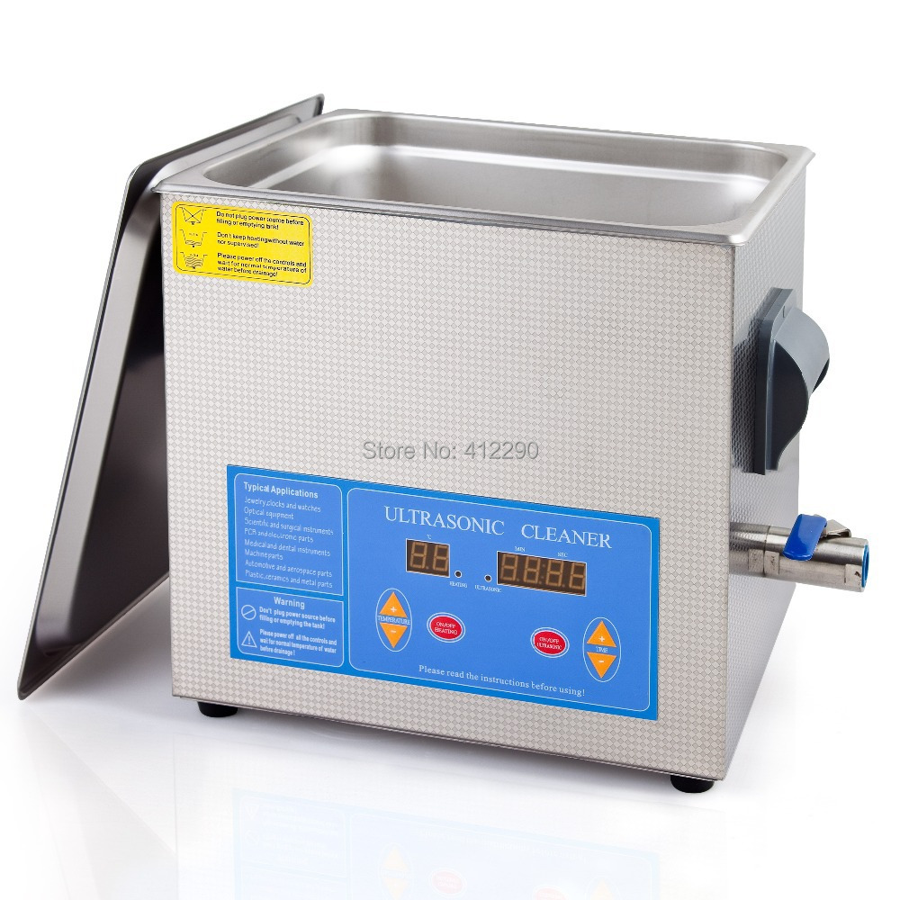 ultrasonic cleaner 6L UCE006H  Digital Ultrasonic Cleaning Machine dual frequency ultrasonic cleaner 300w 28khz 40khz uce ff 300w