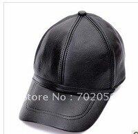 Beyzbol Şapkası Kap Deri Ayarlanabilir Askı Şık Beyzbol Topu Cap Şapka Şapka Ile 10 adet/grup