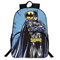 Dc comics mochila the avengers super hero batman anime mochila 3D Impressão de Nylon Saco de Escola Para As Mulheres Homens Adolescente mochila Bts