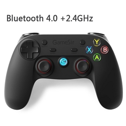 Gamesir G3s Wireless 2.4GHz Bluetooth 4.0 Controller Gamepad Joystick Control for PS3 TV BOX Android Smartphone Tablet PC
