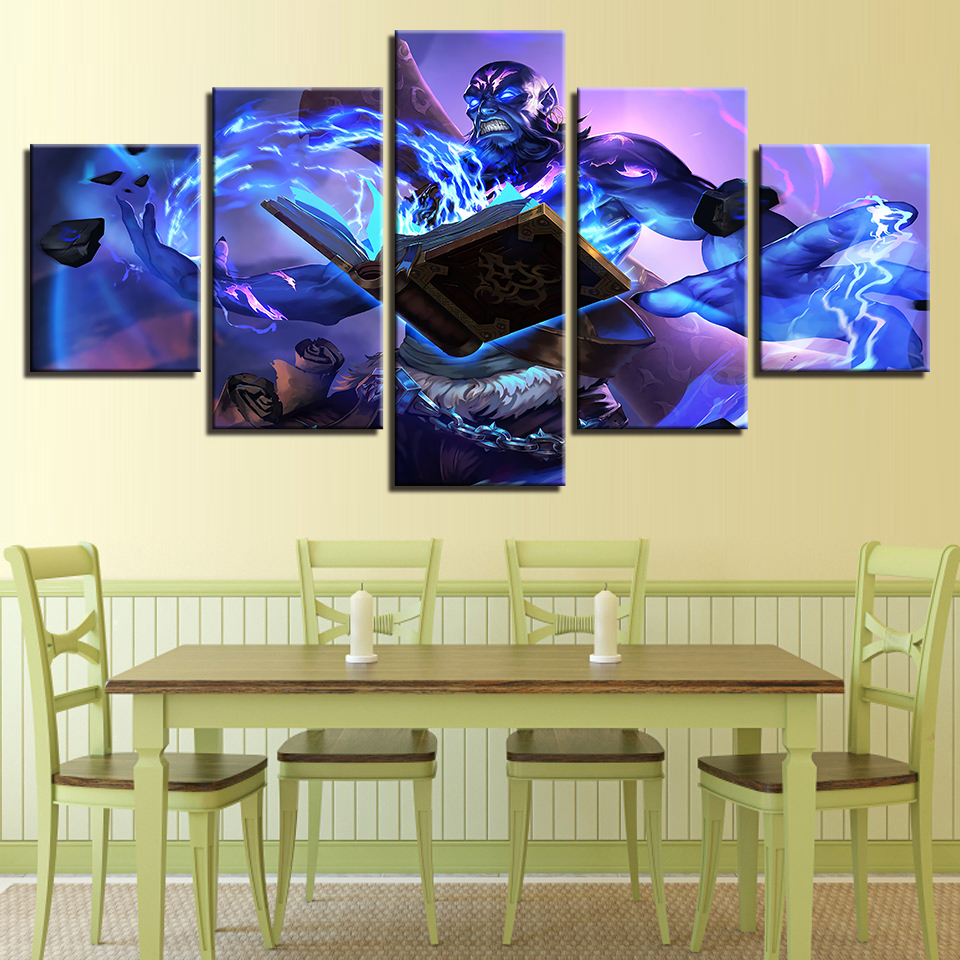 Buy league of legends canvas art and get free shipping on AliExpress.com