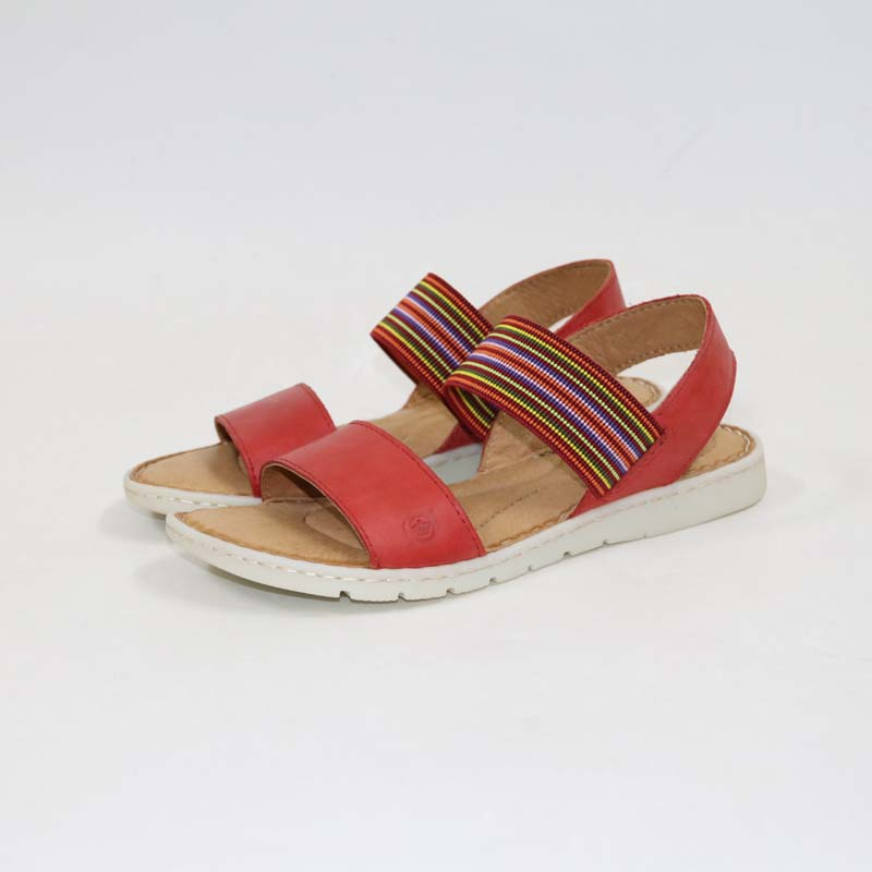 new high end bovine bottom full leather sandals and Pippin fashion color matching Women s sandals
