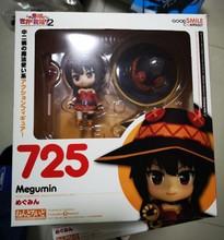 Comic font b Anime b font Konosuba God s Blessing on This Wonderful World Megumin Nendoroid