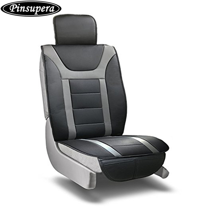 Universal Car Seat Cover Waterproof PU Leather Car Seat