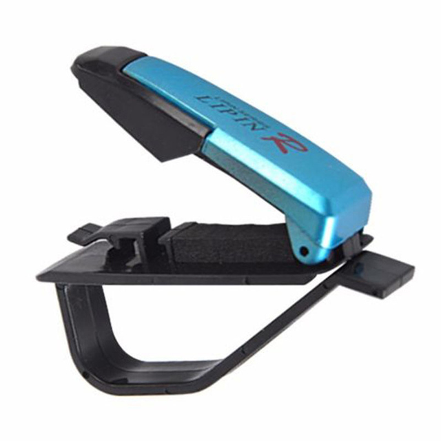 Vehicle mounted glasses clip, automobile articles, sun visor, contact lens frame box, multifunction card clip glasses box
