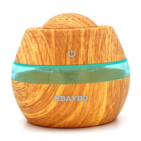 Ejoai 300ML USB Aromatherapy Essential Oil Diffuser Car Portable Mini Ultrasonic Cool Mist Aroma Air Humidifier