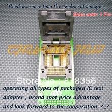 GA7515-64QFP Programmer Adapter TQFP64 QFP64 IC Test Socket