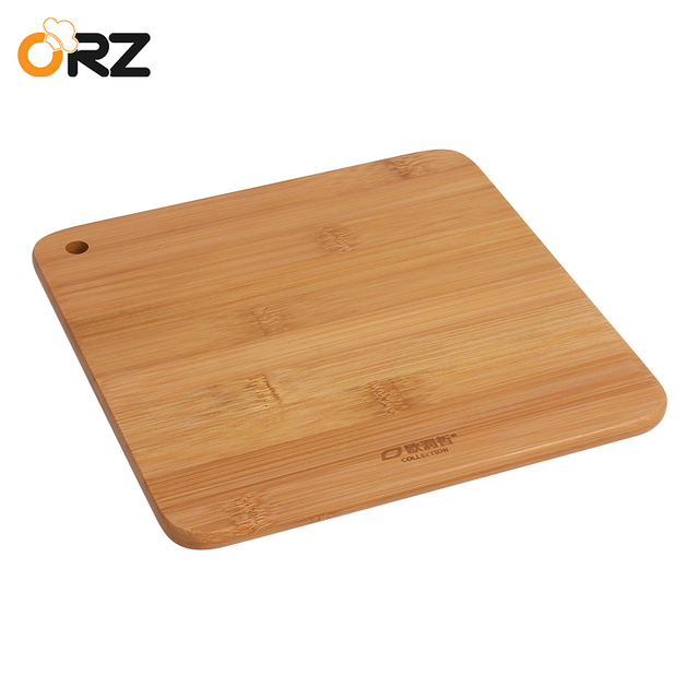 ORZ Bamboo Cutting Board Antibacteria Fruit Vegetable Chopping Block Baby  Dietary Supplement Cutting Board Kitchen Cooking