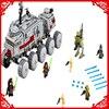 LEPIN 05031 Star Wars Clone Turbo Tank Building Block Compatible Legoe 933Pcs Toys For Children Compatible