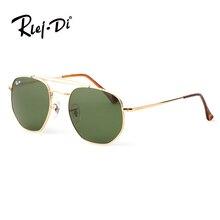 RLEIDI sunglasses women men glasses shades designer 2018 retro accessories Full Frame UV400 Elegant Metal Luxury 88648
