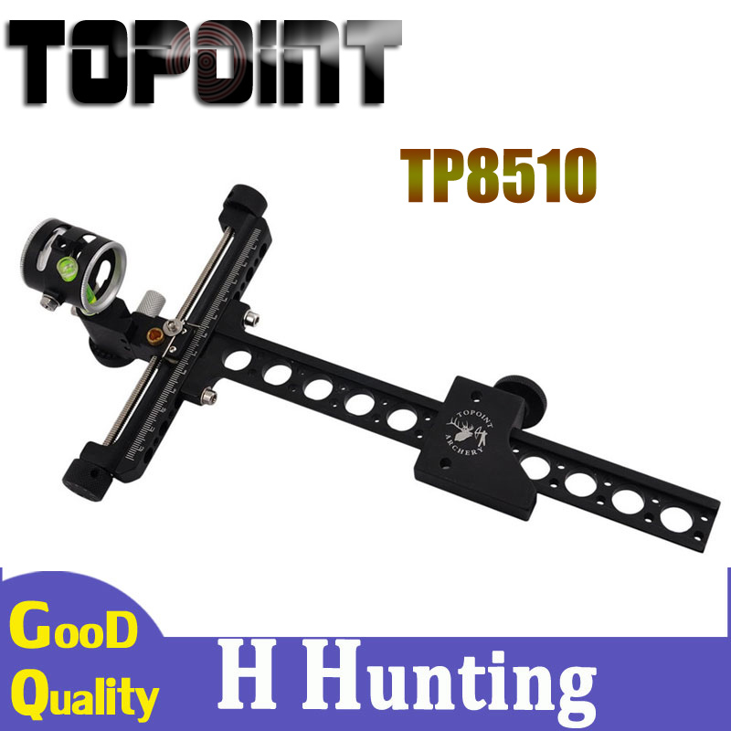 Hunting Bow For Shooting Archery Accessories Compound Bow Sight 1 Pin 0 059 4x Lens Micro