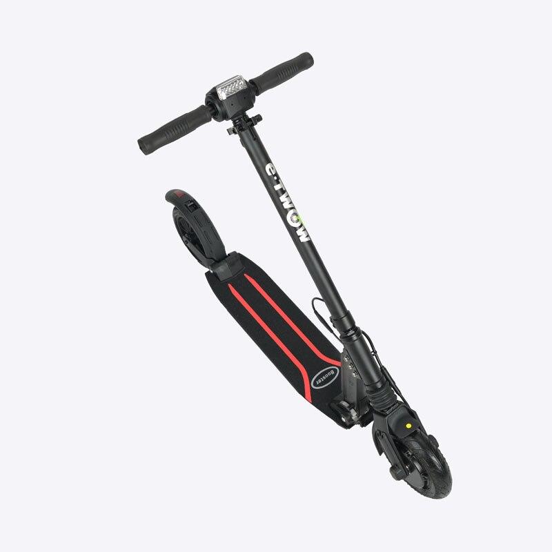 Booster nouveau verelectric scooter 500 W etwow trottinette e twow s2 booster couleur affichage pliable mini intelligent pour adulte
