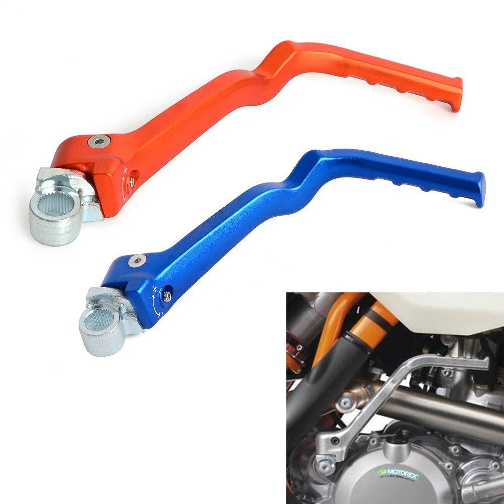 Motorcycle Forged Kick Start Lever For KTM 250 300 350 450 500 SX SXF XC XCF XCW XCFW EXC Husqvarna Husaberg TE250 350 TC250