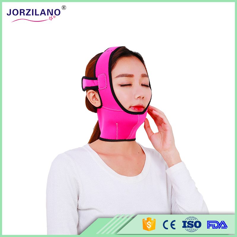 Quality Full Face Lift mask Thin Face Mask Slimming Facial Thin Masseter Double Chin Beauty supports Face massage Bandage Belt small motherboard computer cases server 1 rtl8111dl onboard nic gigabit lan wake on lan or wifi network