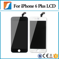 For IPhone 6 Plus LCD 5 5 Inch Screen With Touch Digitizer Assembly Free DHL Ship