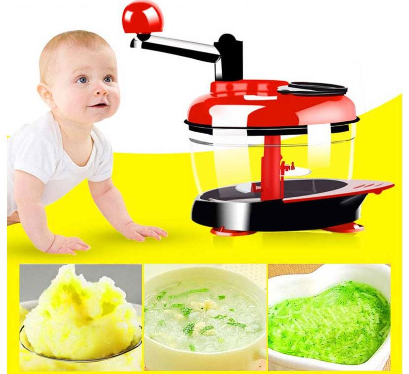 HTB1BVmRzXuWBuNjSszbq6AS7FXah 500ml-1.5L High-capacity Multi-function Kitchen Manual Food Processor Meat Grinder Vegetable Chopper Shredder Cutter Egg Blender