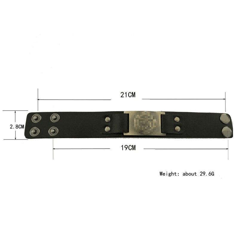 Leather Bracelet208