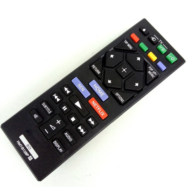 חדש OEM SONY RMT B128P RMTB128P עבור BDP S1200 BDP S3200 BDP S4200 BDP S5200 BDP S7200 Blu ray דיסק נגן